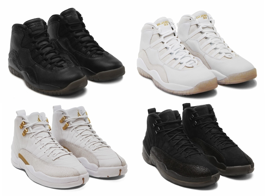 d801865c5b11 Drake s OVO Jordan Collection Revealed