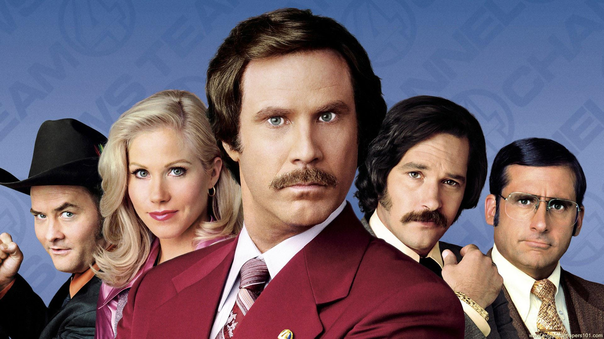 released a new Anchorman 2  Anchorman 2