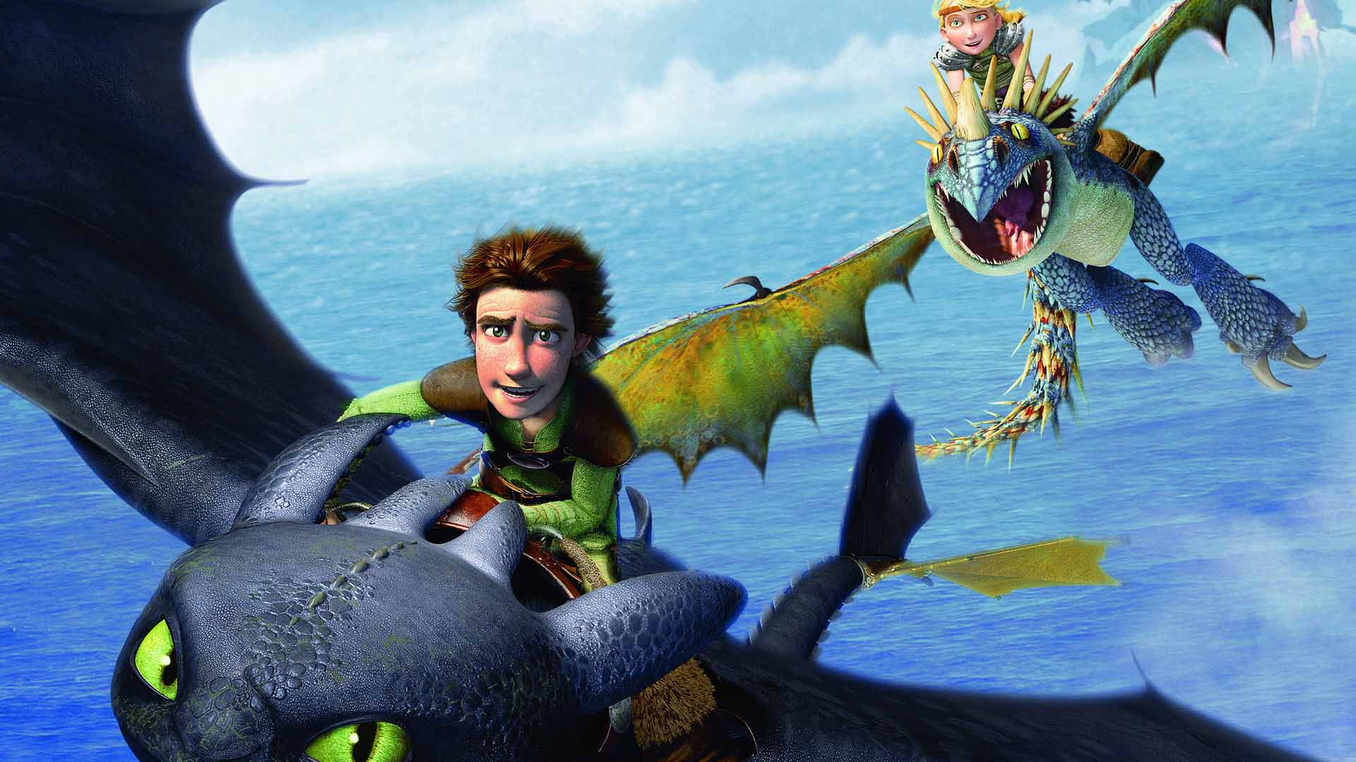 Watch the new trailer for how to train your dragon 2 film a new trailer has been released for animated film how to train your dragon 2 the video shows duo hiccup and toothless as they are about to go in pursuit of ccuart Image collections
