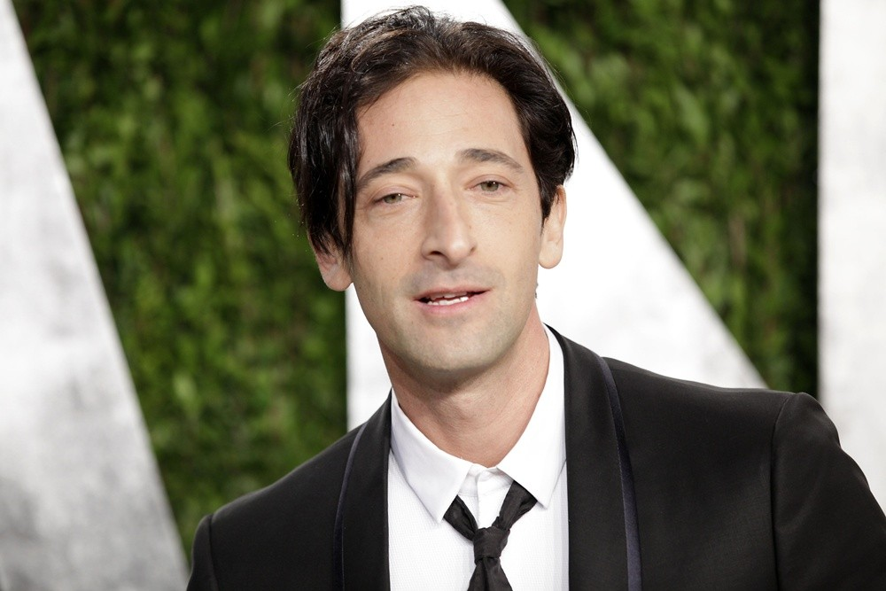 Adrien Brody Is 'Houdini' In History Channel Miniseries | TV ... Adrien Brody