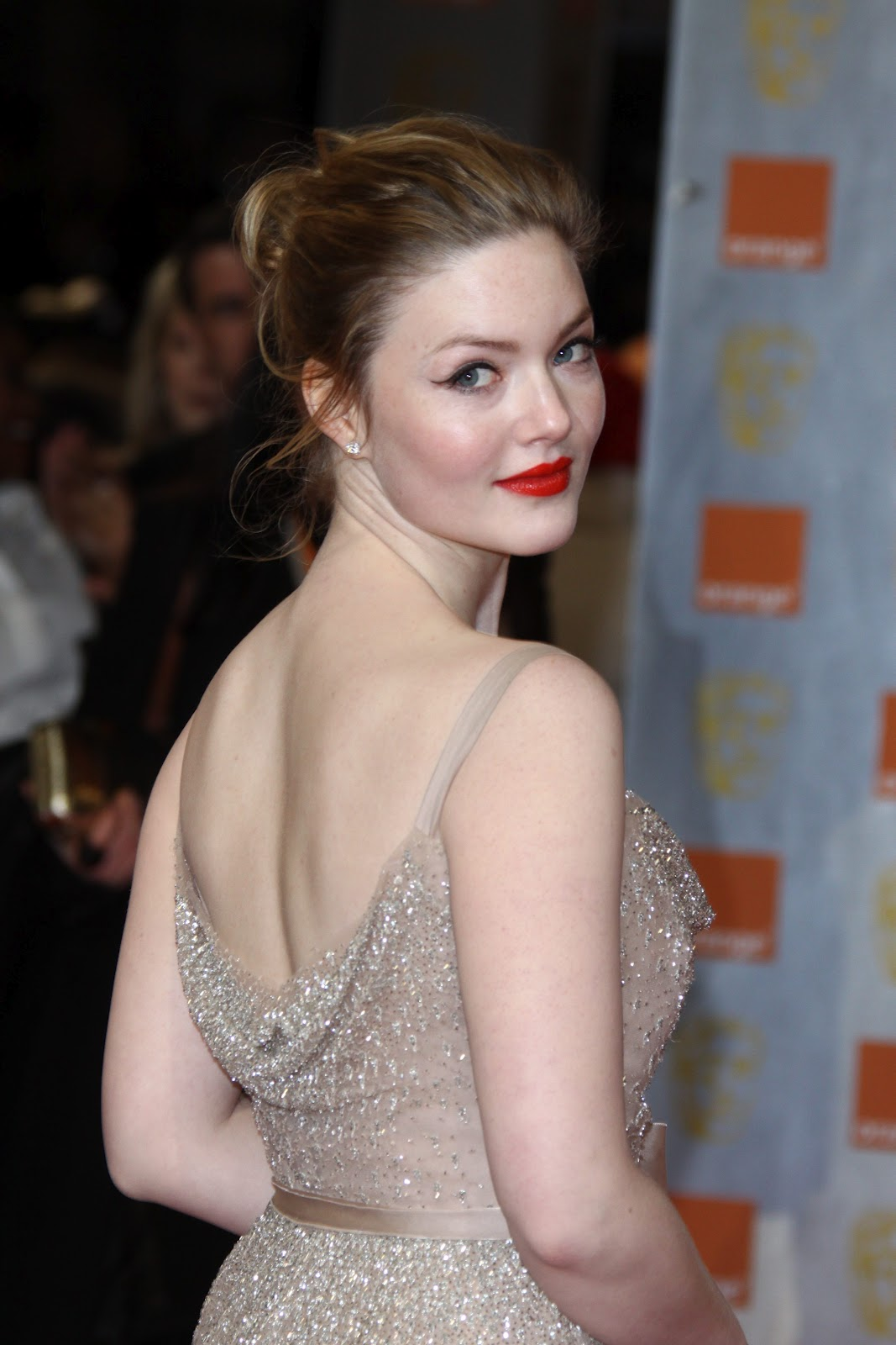 holliday grainger tumblr gif