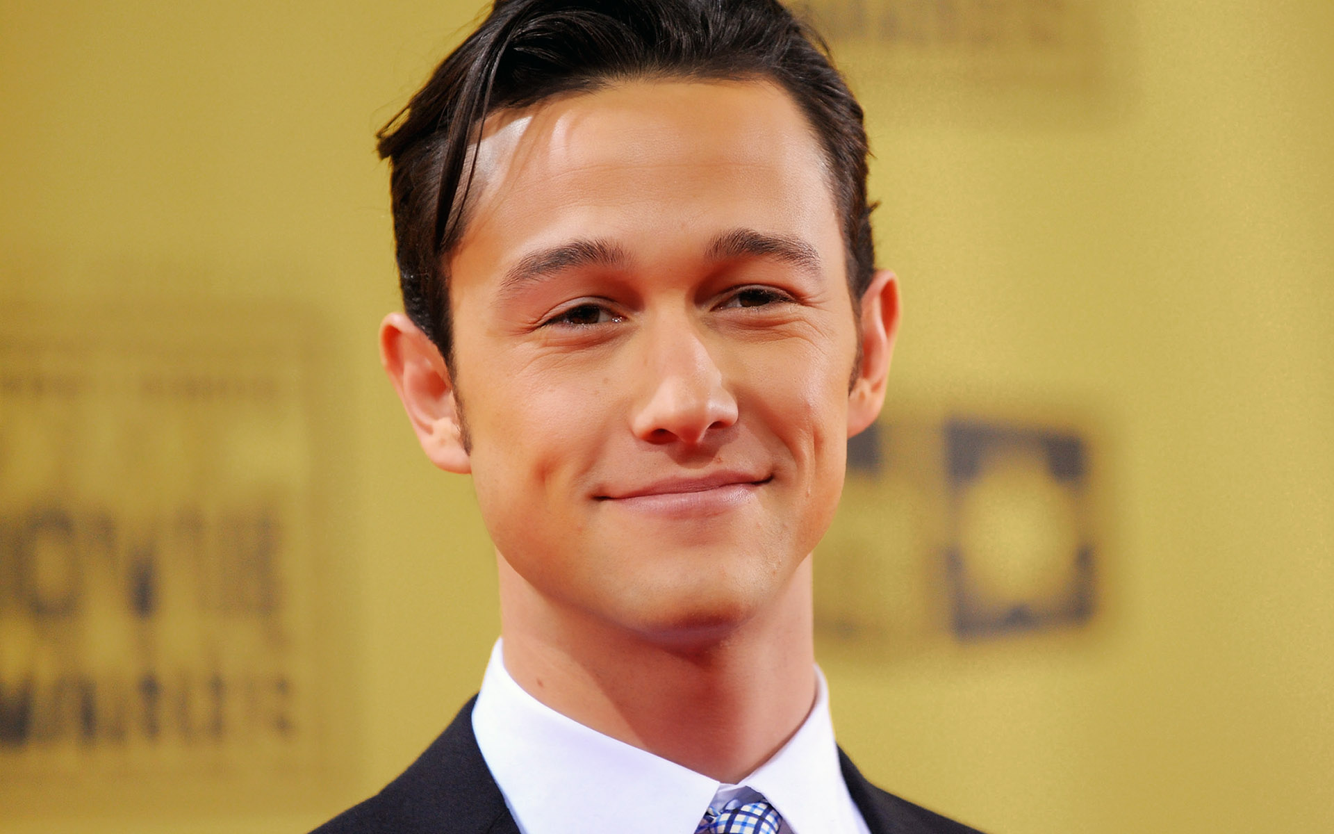 to Joseph Gordon-Levitt  Joseph Gordon Levitt
