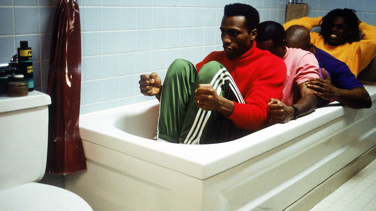 Cool runnings bobsled