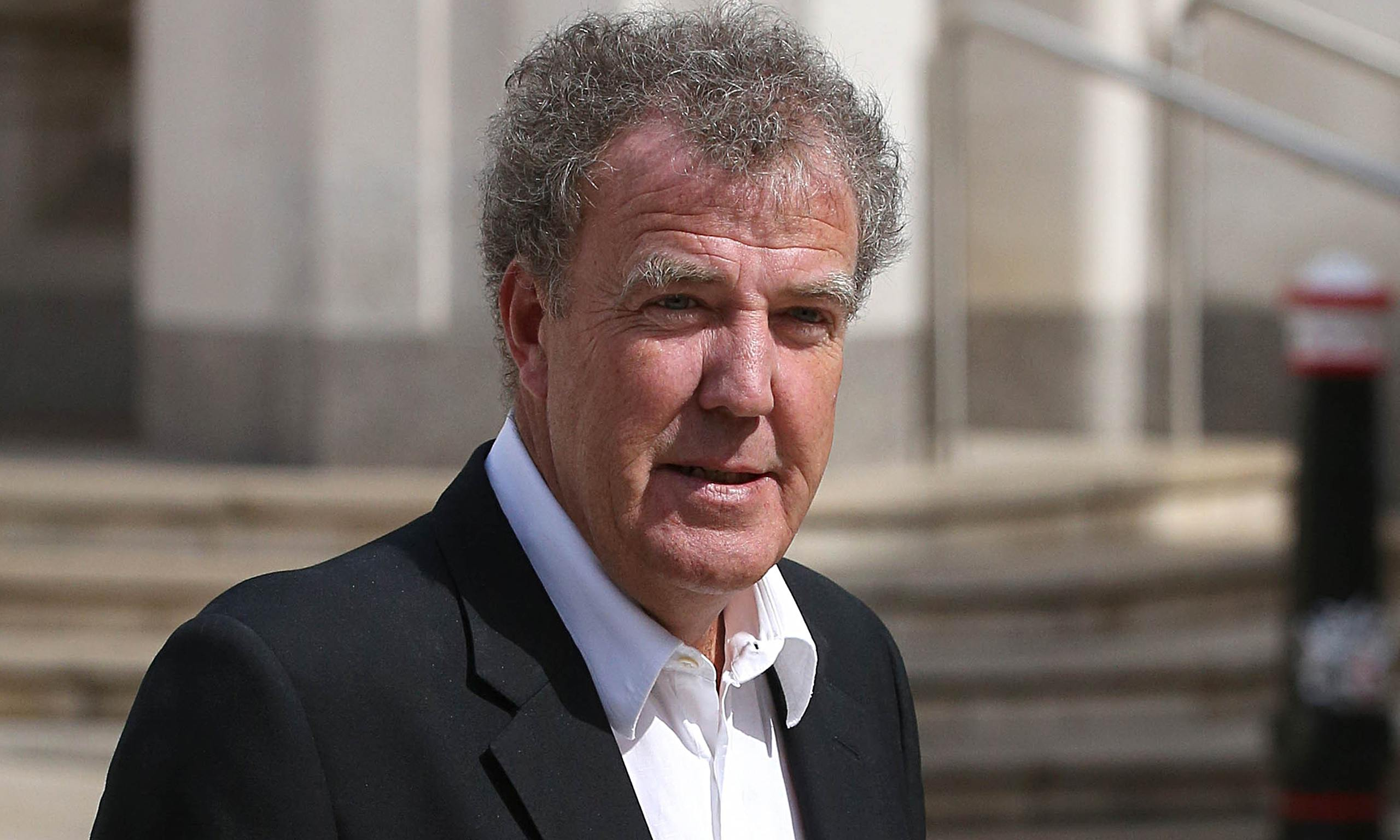 Top Gear Star JEREMY CLARKSON In The News Again, This Time For.