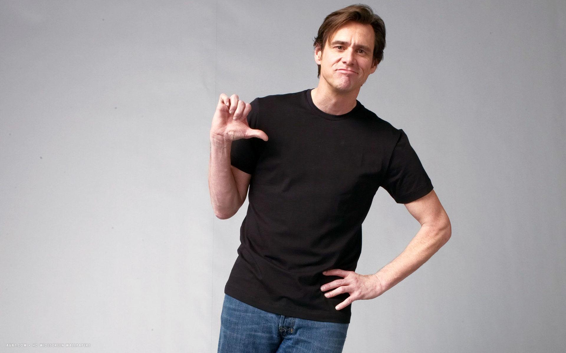 and hyperactive Jim Carrey Jim Carrey