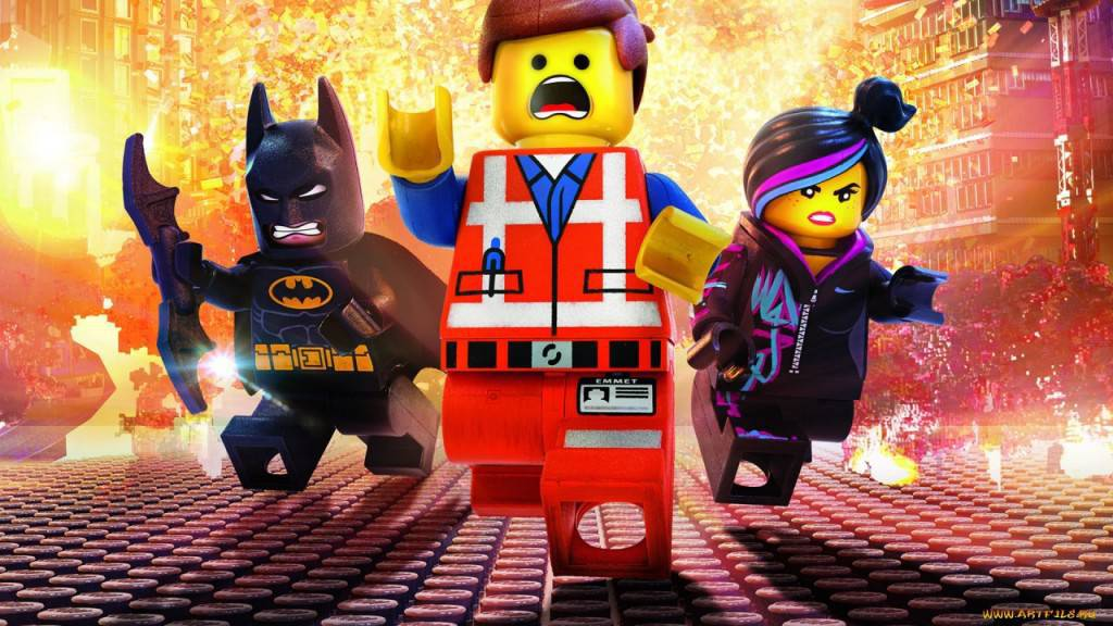lego the movie videos