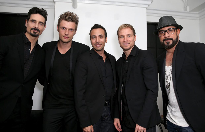 Backstreet Boys Debut Trailer For 'Show 'Em What You're ...