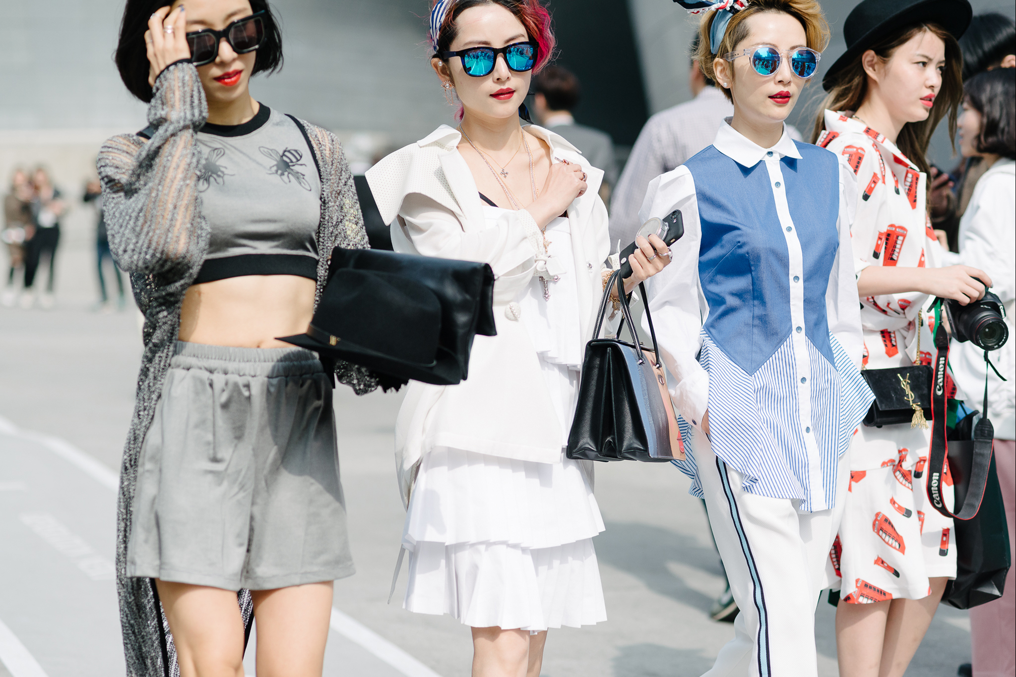 Seoul Fashion Week Fall 2015 Street Style 15