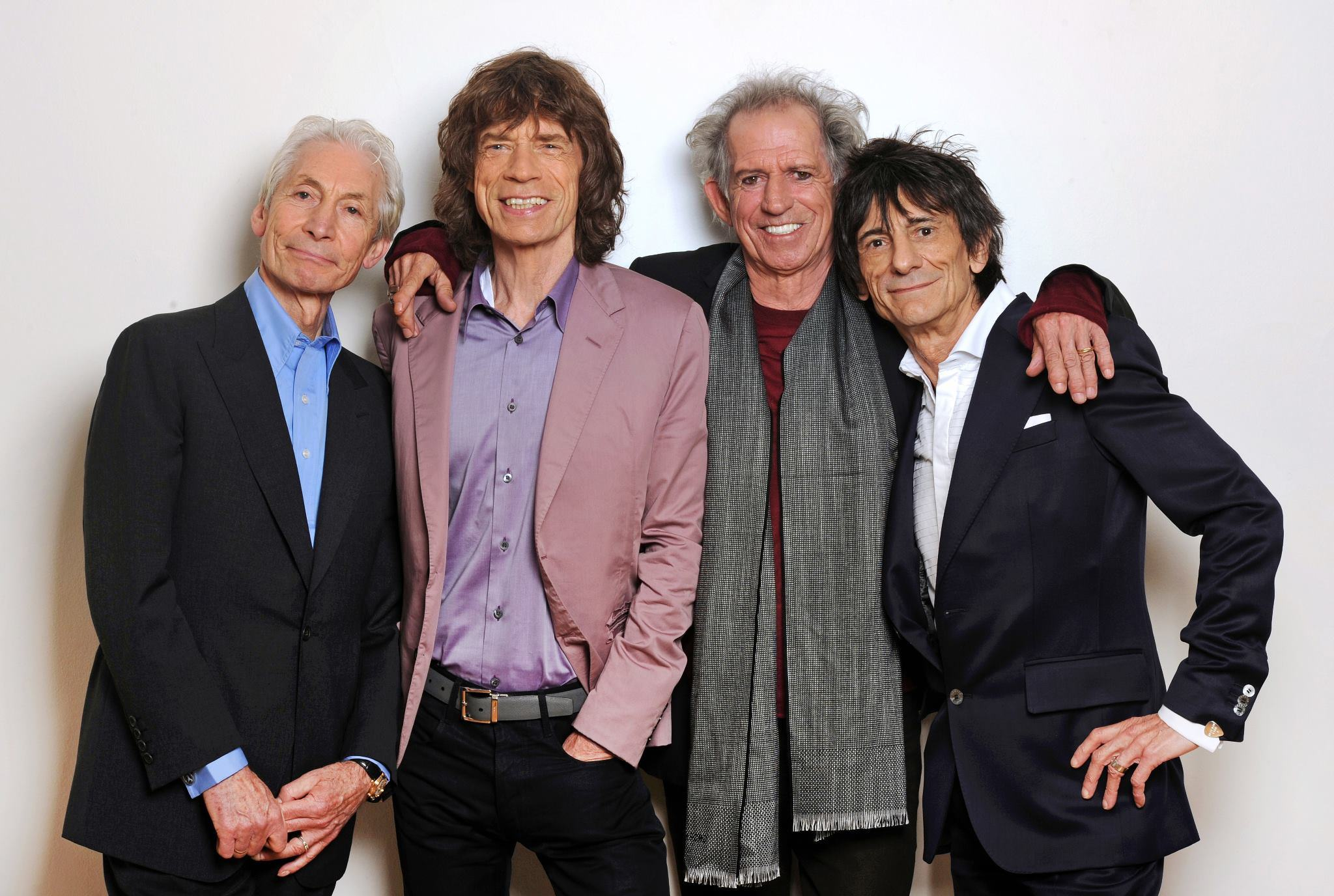 The Rolling Stones Set To Release New Album This Year Music News
