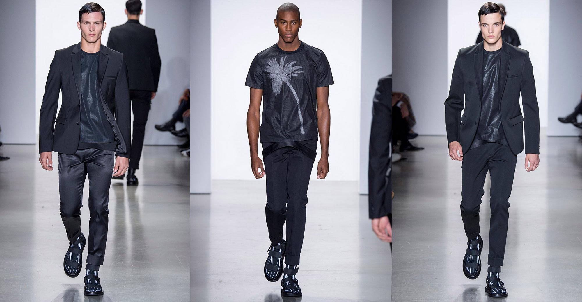 ccf9809bdf Calvin Klein Spring 2016 Menswear Collection