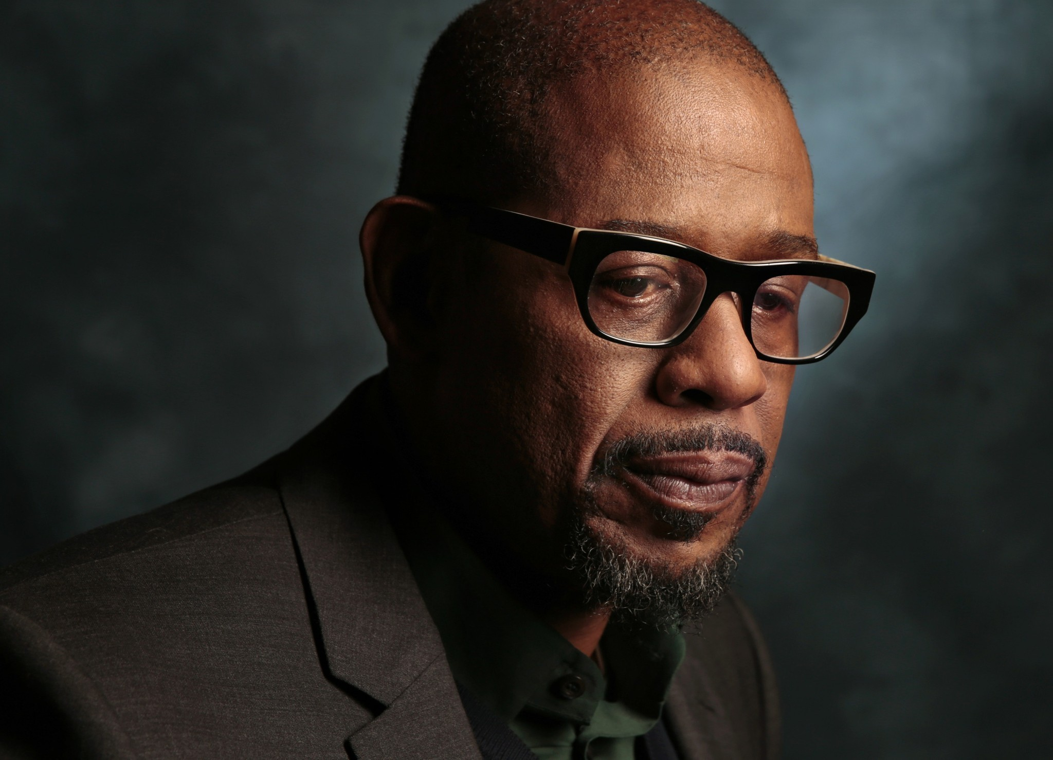 Forest whitaker conversations about her for The whitaker