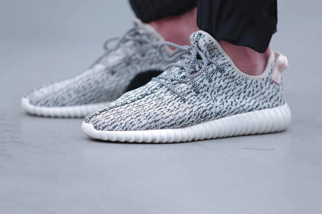 wholesale dealer adf27 b9432 While every sneaker head waits for the much anticipated drop of the adidas  Originals Kanye West Yeezy Boost 350 ...