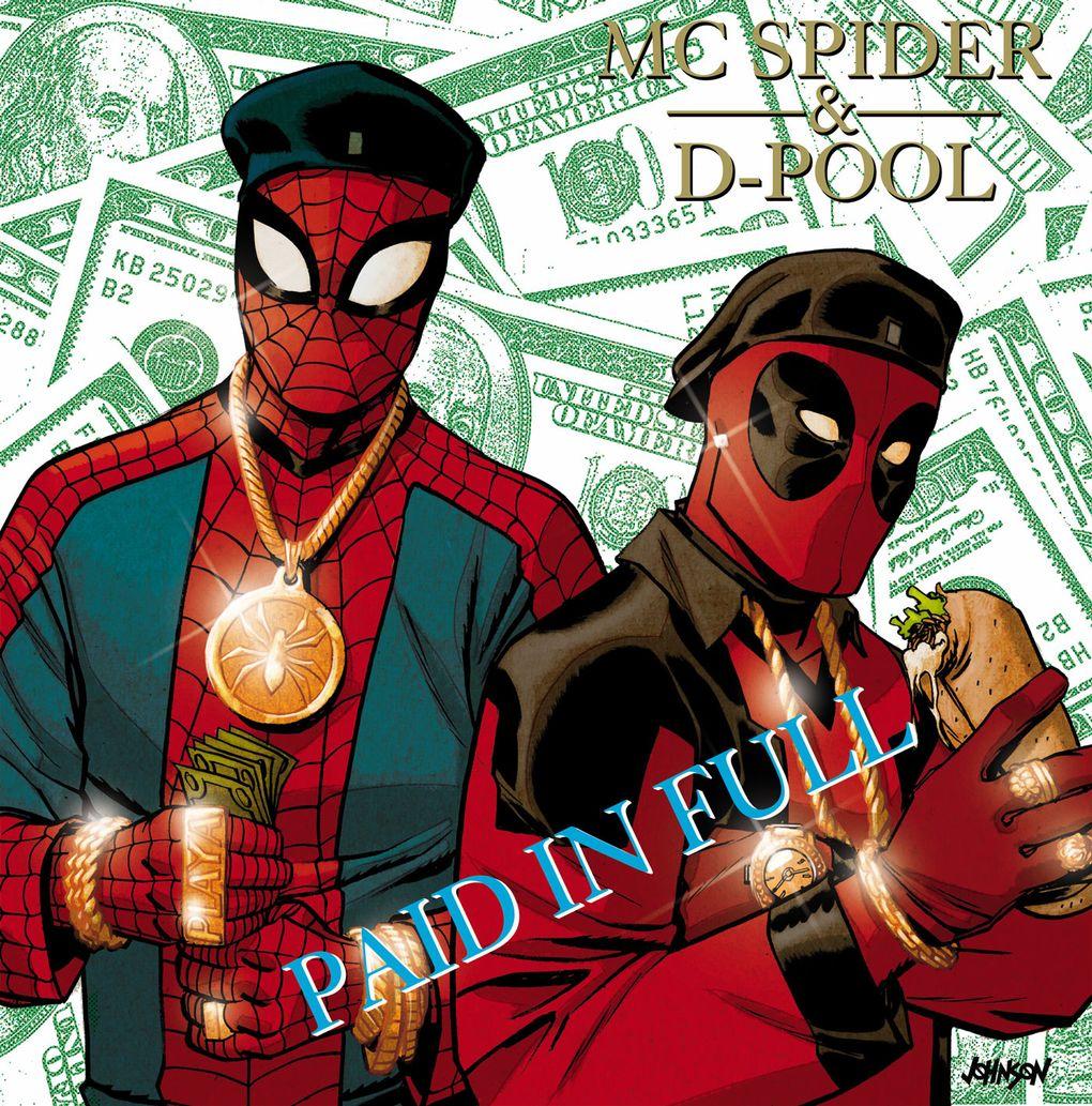 Deadpool And Spider Man 1: Spider-Man_Deadpool_Hip-Hop_Variant.0