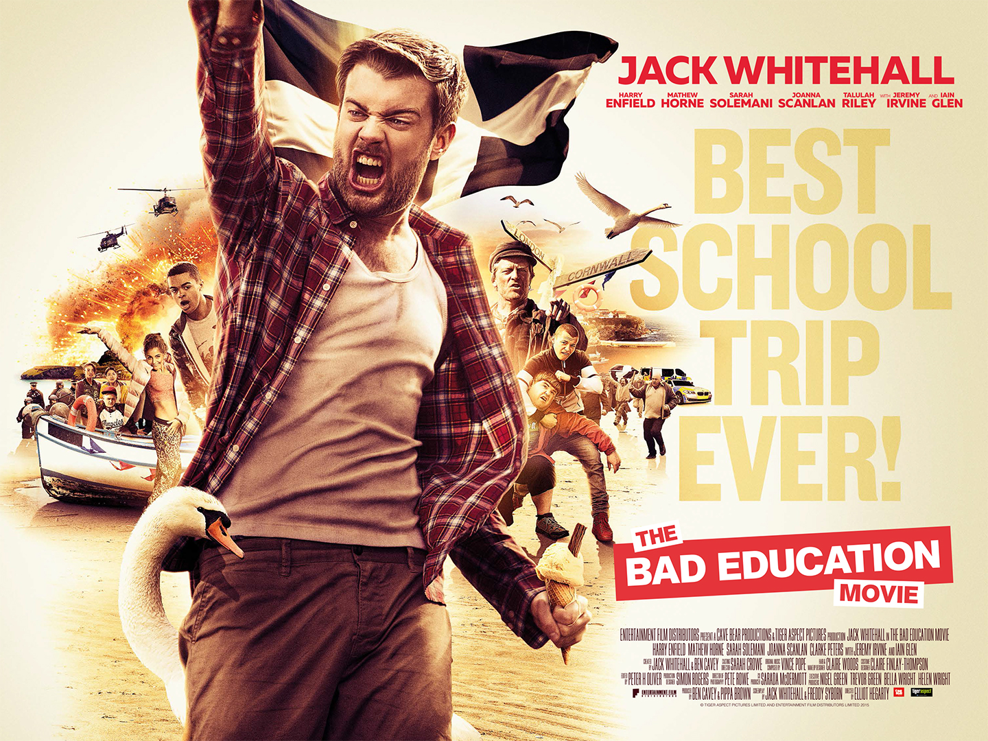 watch trailer for the �bad education� movie starring jack