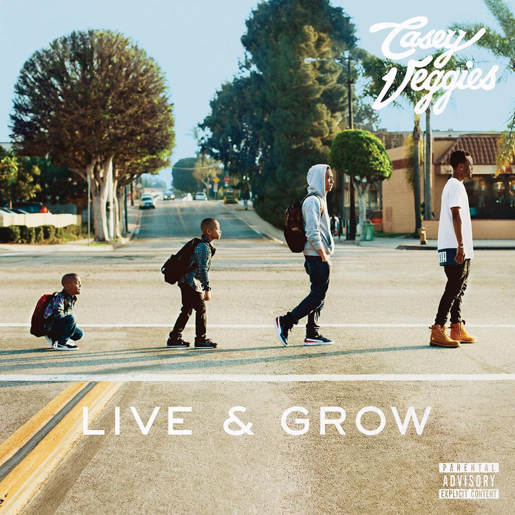 Casey veggies live & Grow