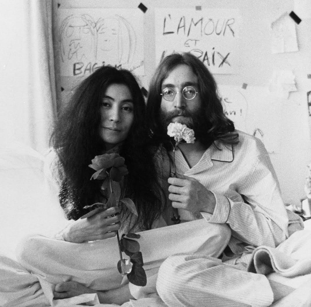 Yoko Ono John Lennon Kids Rare Letters Wr...