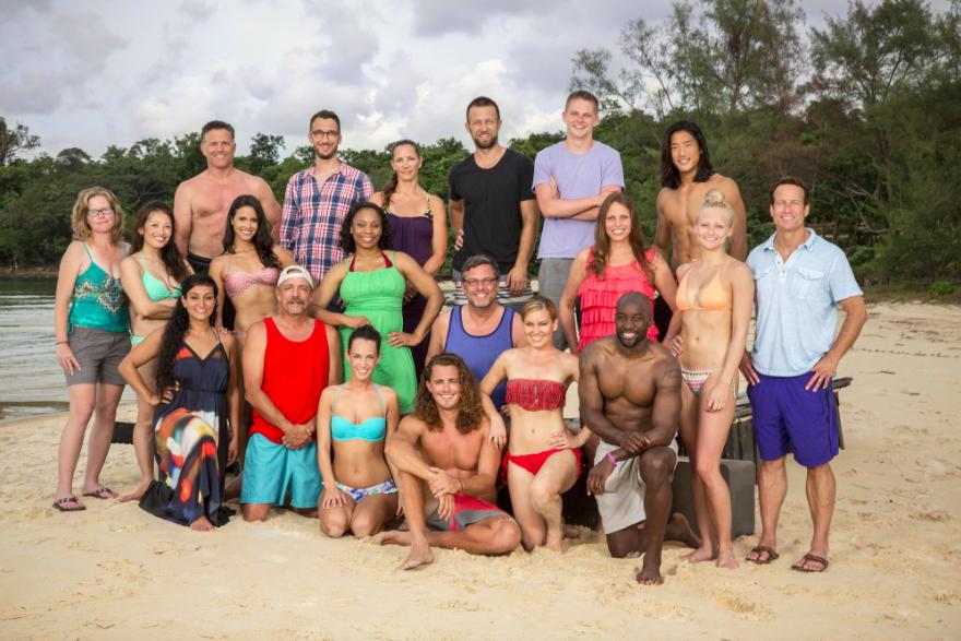 Survivor Second Chance Cast