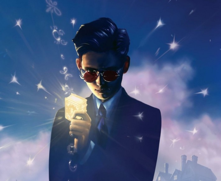 essay on artemis fowl
