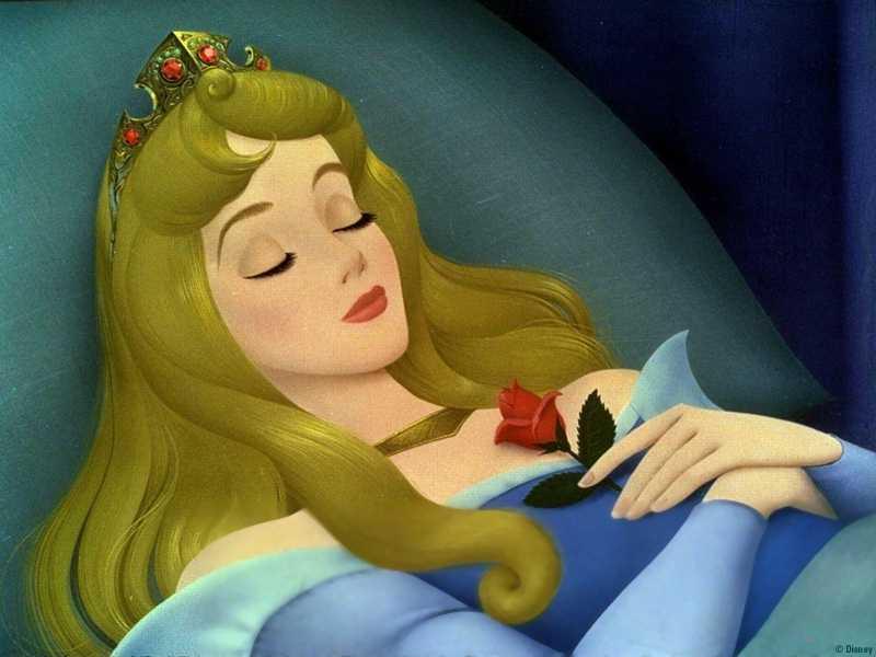 PrincessAuroraSleeps