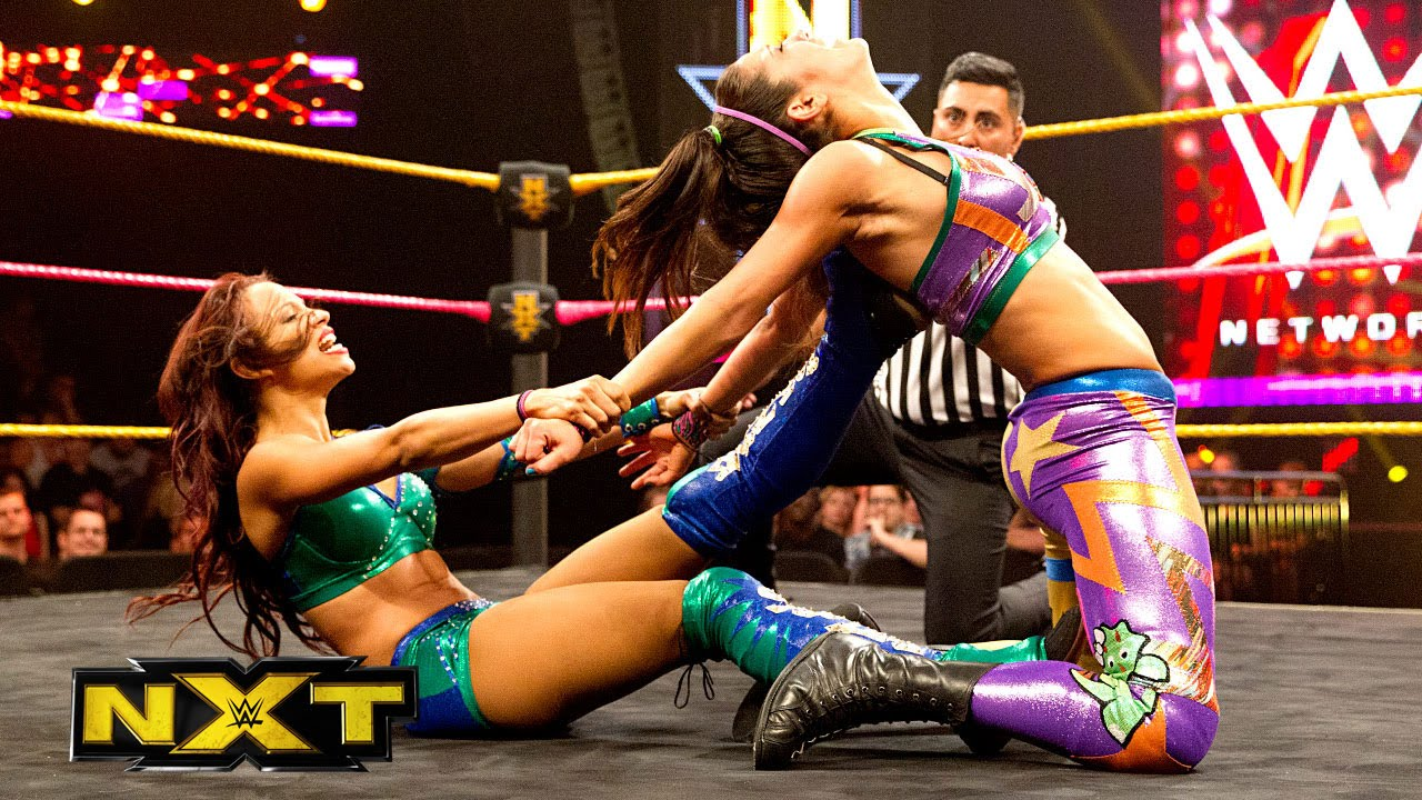 Sasha Banks + Bayley