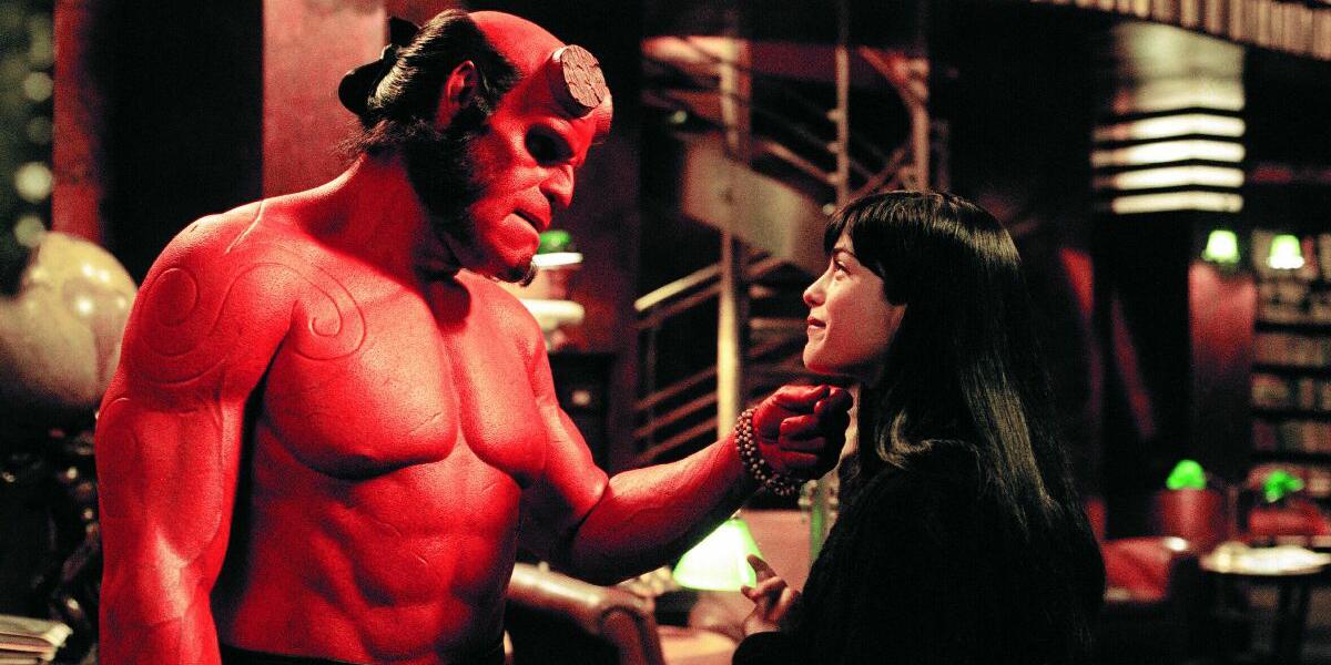 Selma-Blair-and-Ron-Perlman-as-Hellboy