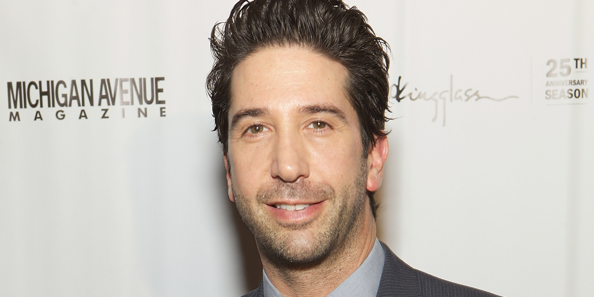 Michigan Avenue Magazine Celebrates Cover Star David Schwimmer With Russian Standard Vodka At The Dec Rooftop Lounge + Bar