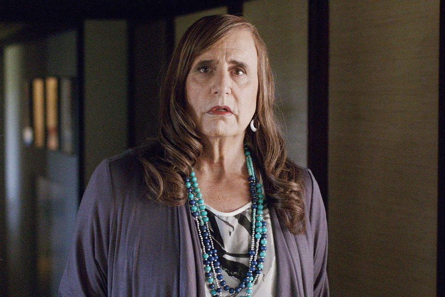 Jeffrey Tambor plays Maura on the new drama Transparent on Amazon Prime.