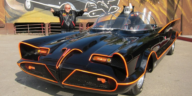 George-Barris-1966-Batmobile