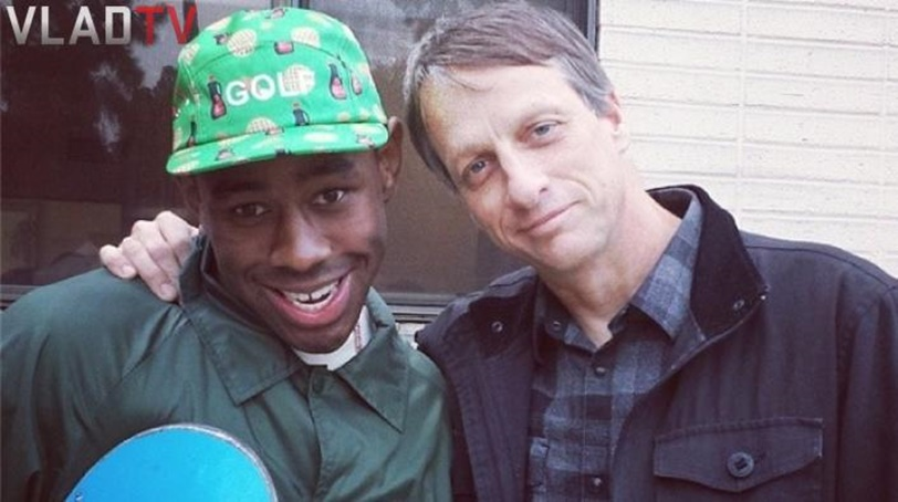Tyler The Creator Tony Hawk