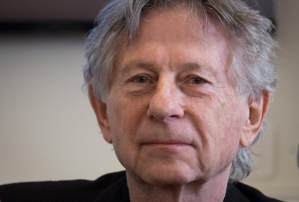 "Conference de Presse du film « week end of a champion » carrière J.STEWART"" with Polanski"