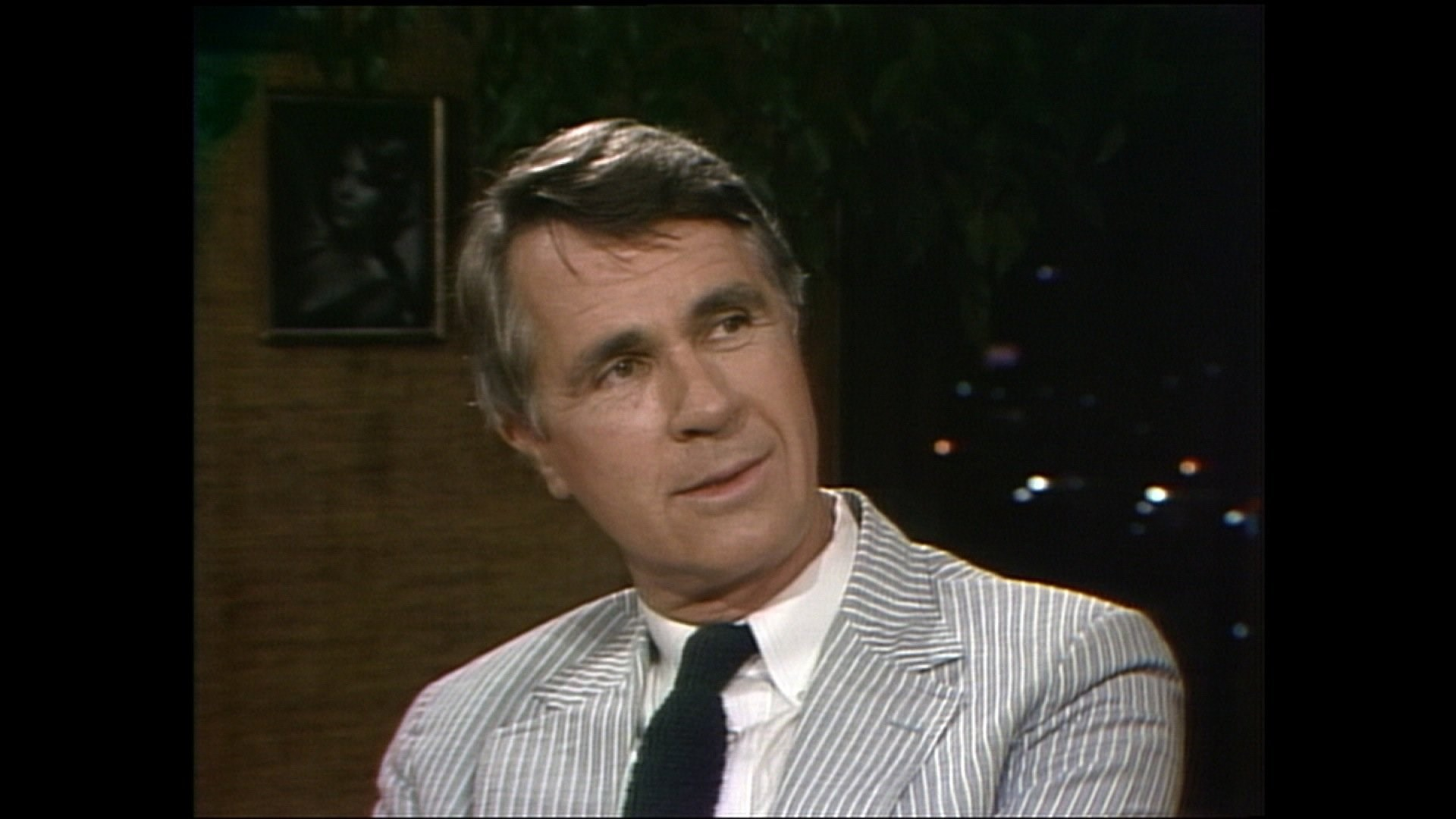 Actor James Noble, best known for playing Governor Eugene Gatling on the television show Benson, has died at the age of 94. Noble is seen here in an interview with CNN in 1981.