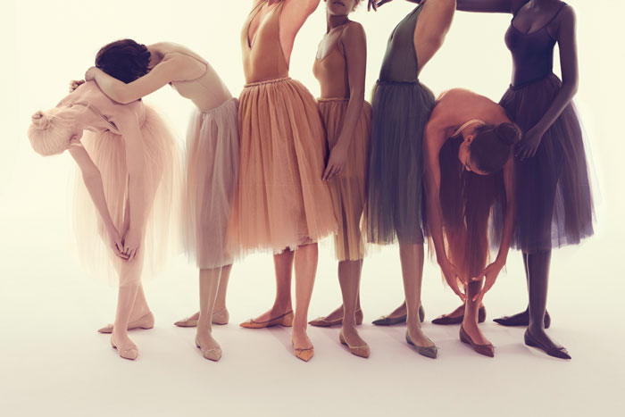 LOUBOUTIN NUDE Collection 2016