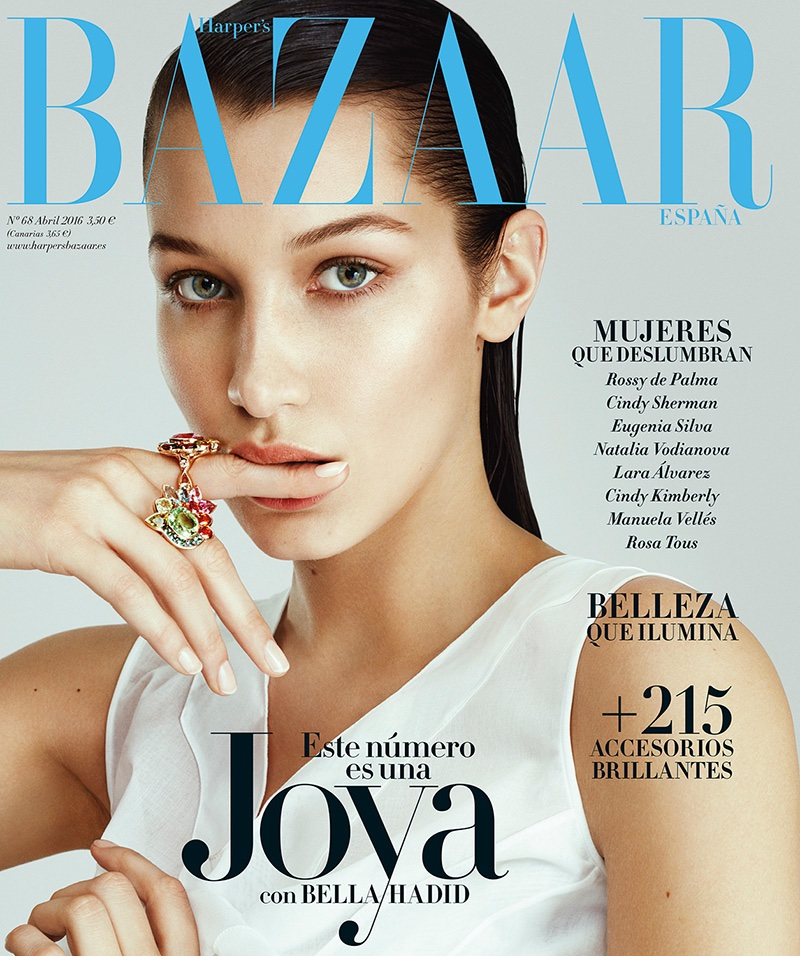 Bella-Hadid-Harpers-Bazaar-Spain-April-2016-Cover-Photoshoot01