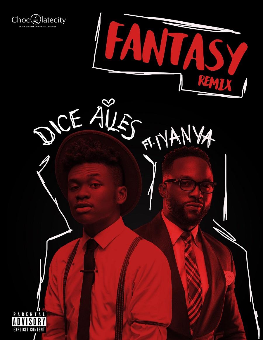 Dice Ailes ft Iyanya - Fantasy