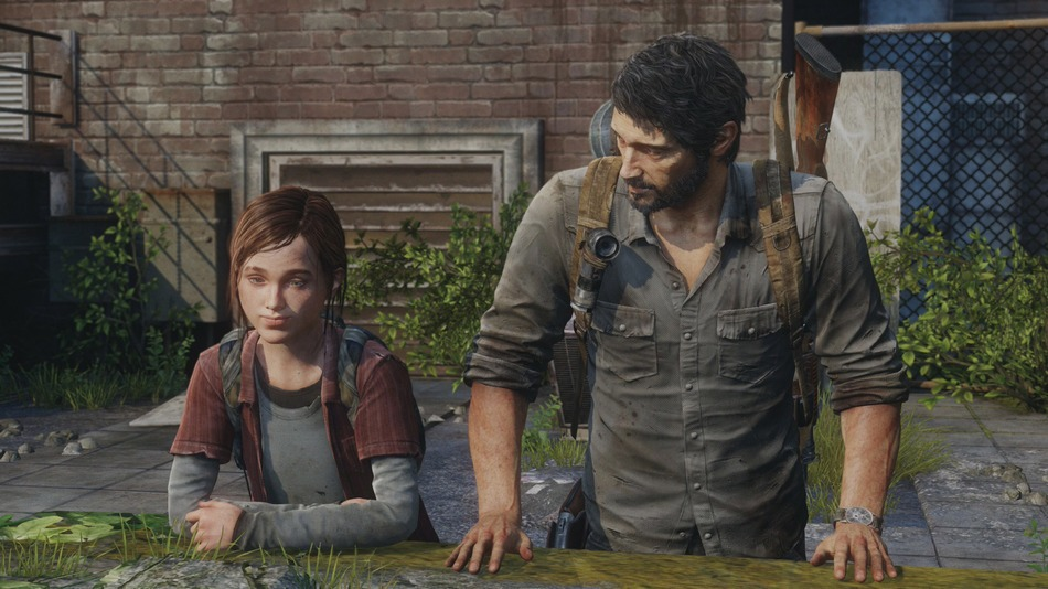 the last of us remastered ps4 ending a relationship