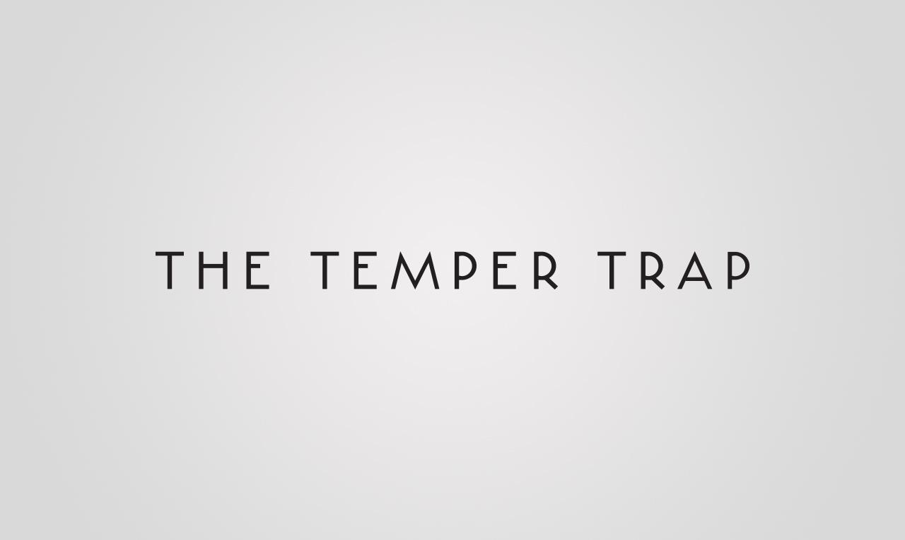 The Temper Trap 12.04.2016ANDREW