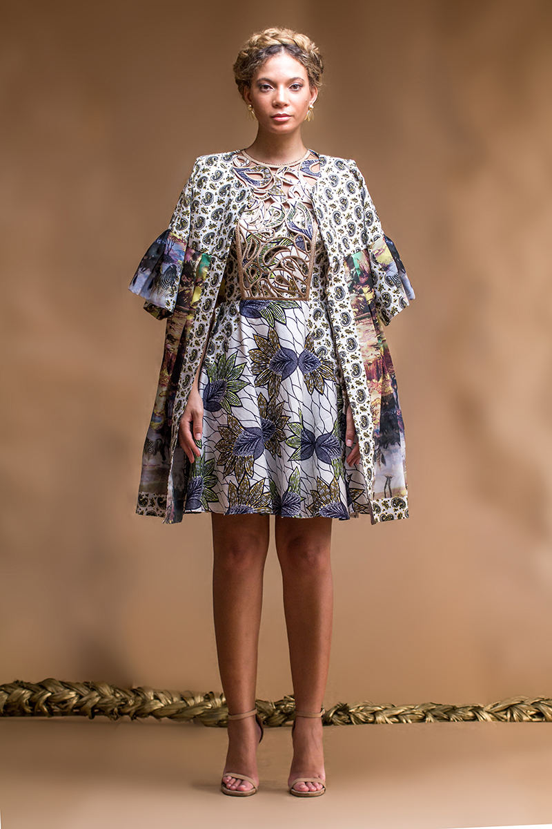 d7a06fb163 ... Christie Brown has incorporated 1800 s European design into her Spring  2016 collection. The designer traditionally takes inspiration from bright  colours ...