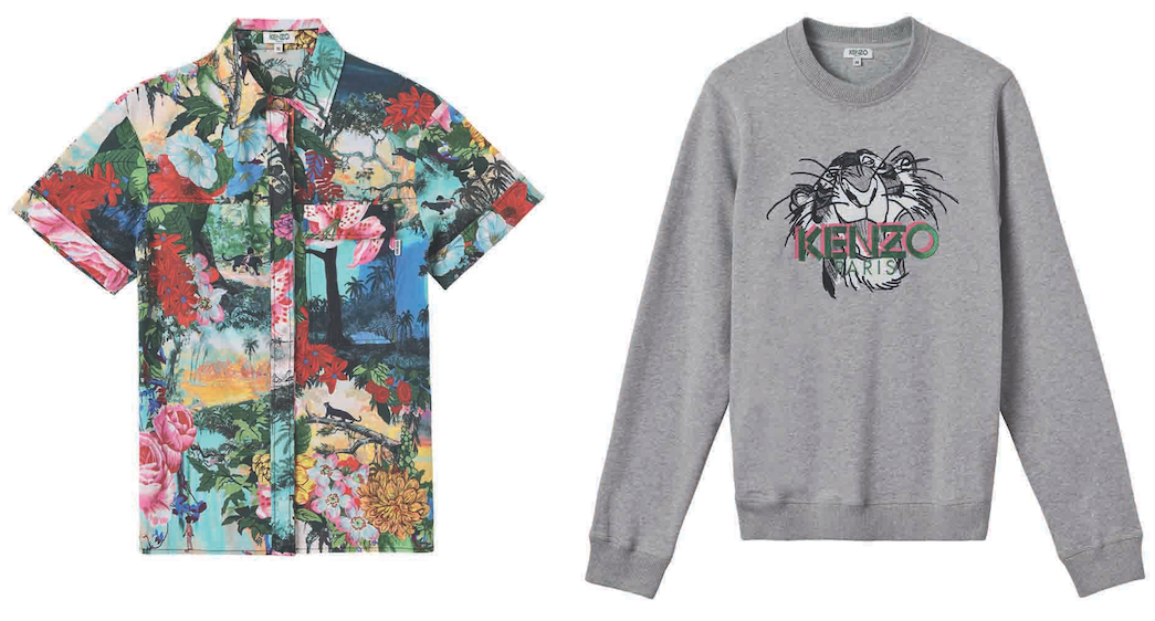 50341962a5b Kenzo x Disney  The Jungle Book  Collection Out Now