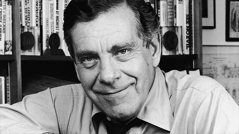 Morley Safer