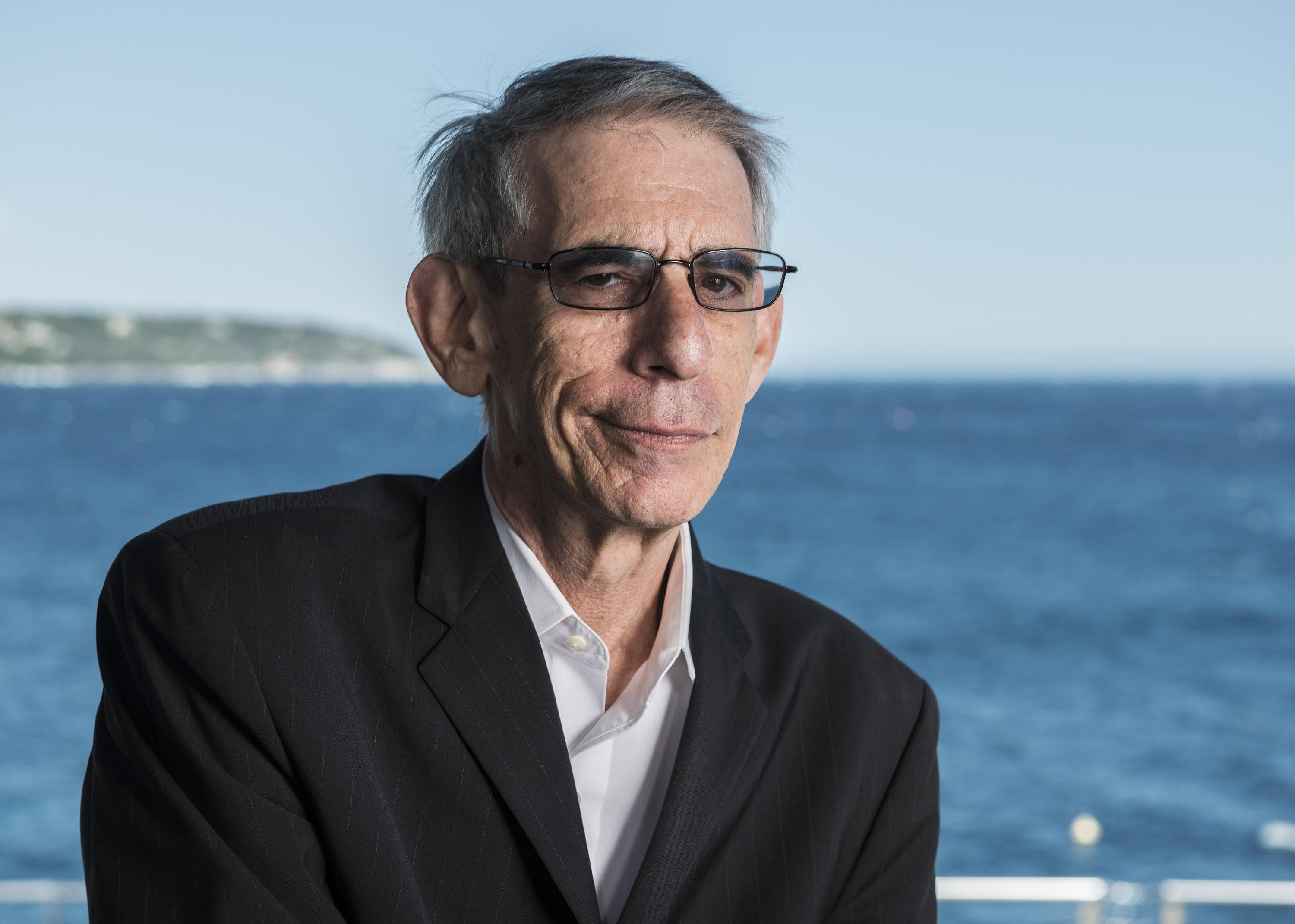 MONACO - JUNE 12:  Richard Belzer poses for a portrait session during the 52nd Monte Carlo TV Festival on June 12, 2012 in Monaco, Monaco.  (Photo by Francois Durand/Getty Images)