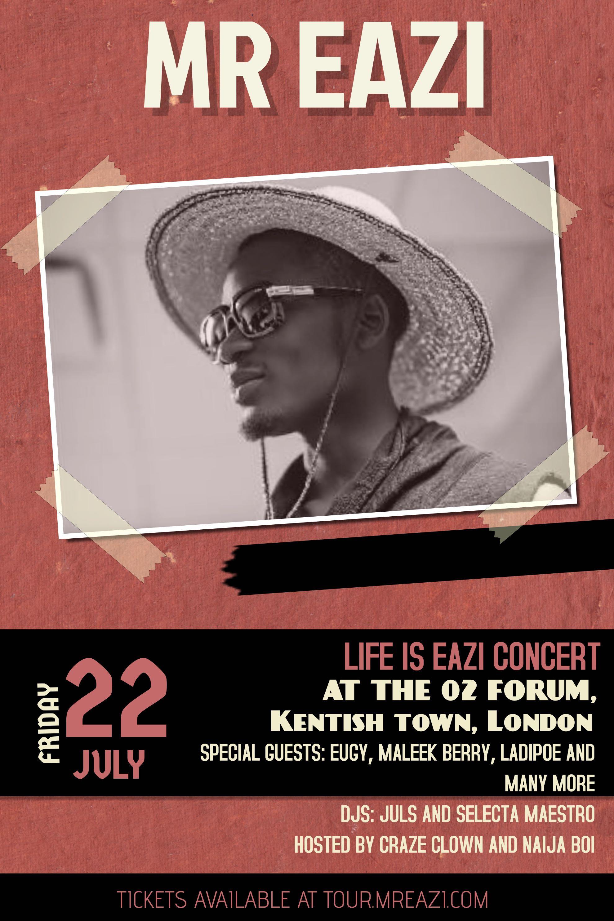Life is EAZI