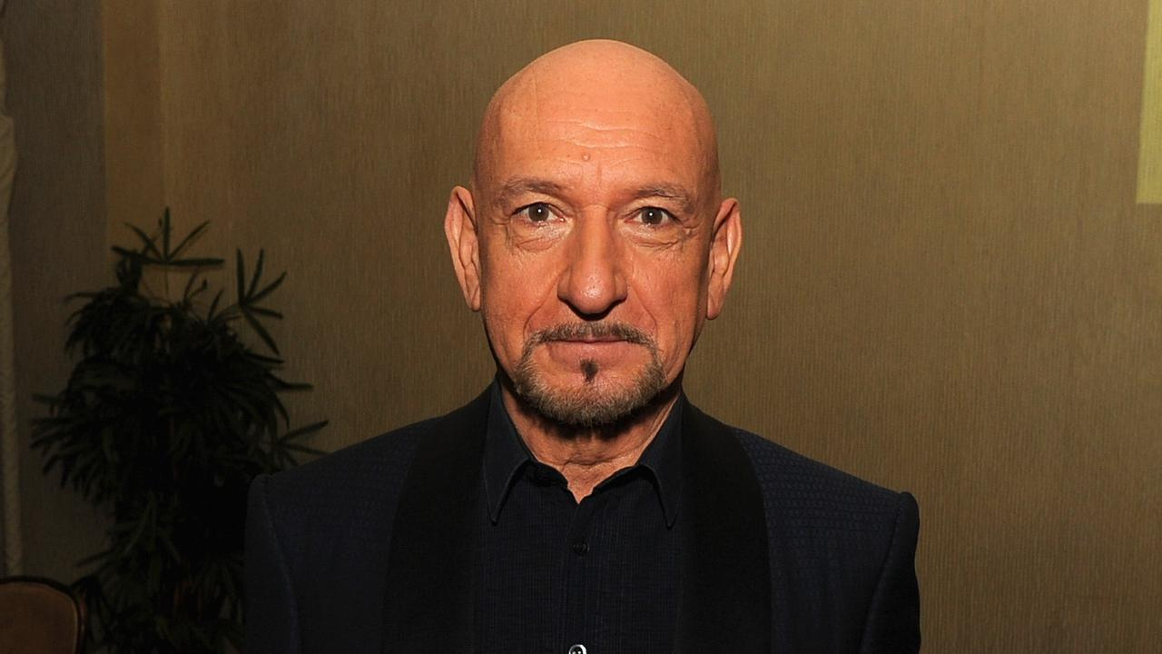 BEVERLY HILLS, CA - DECEMBER 12: Actor Sir Ben Kingsley arrives at the 27th American Cinematheque Award honoring Jerry Bruckheimer at The Beverly Hilton Hotel on December 12, 2013 in Beverly Hills, California. (Photo by Kevin Winter/Getty Images)