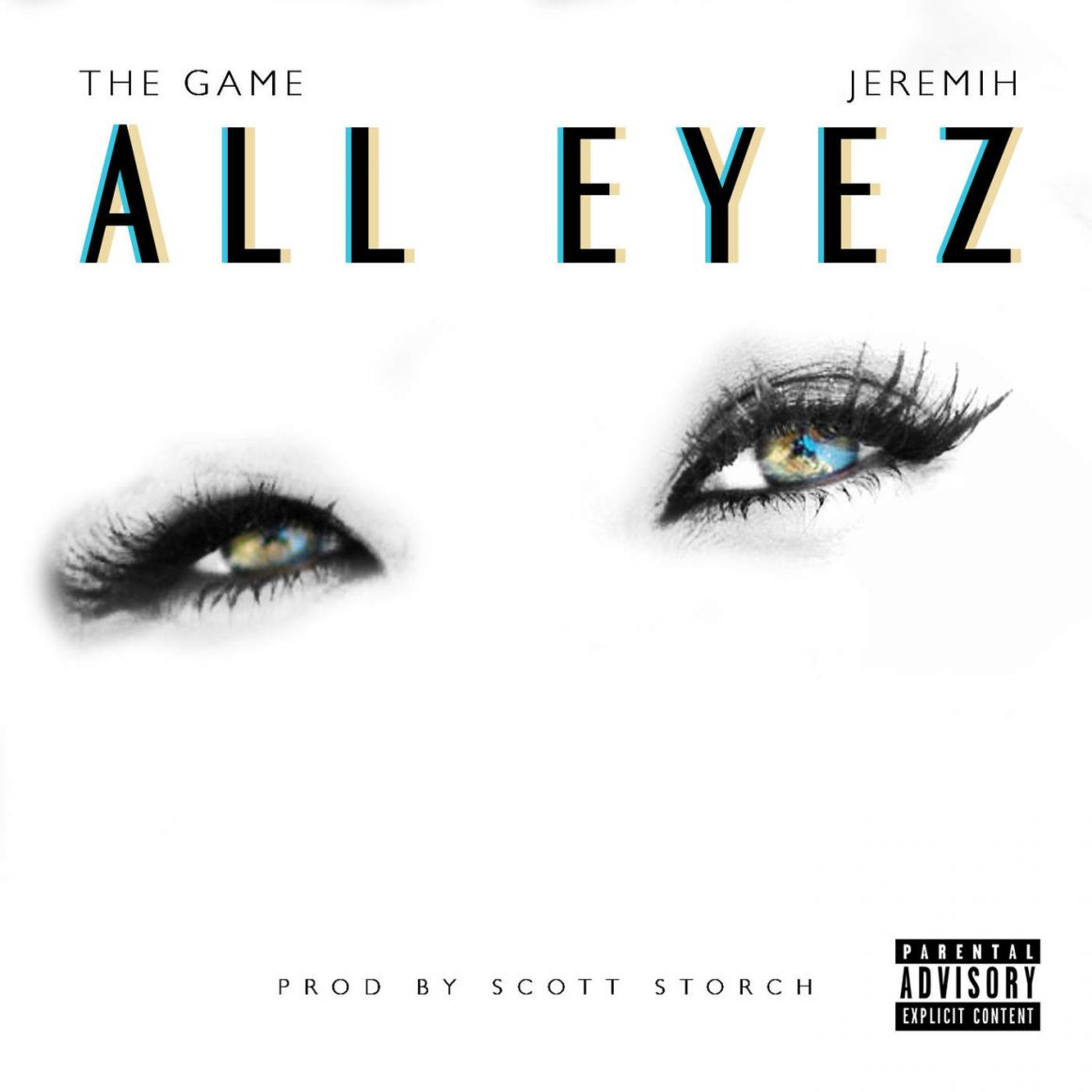 all eyez single