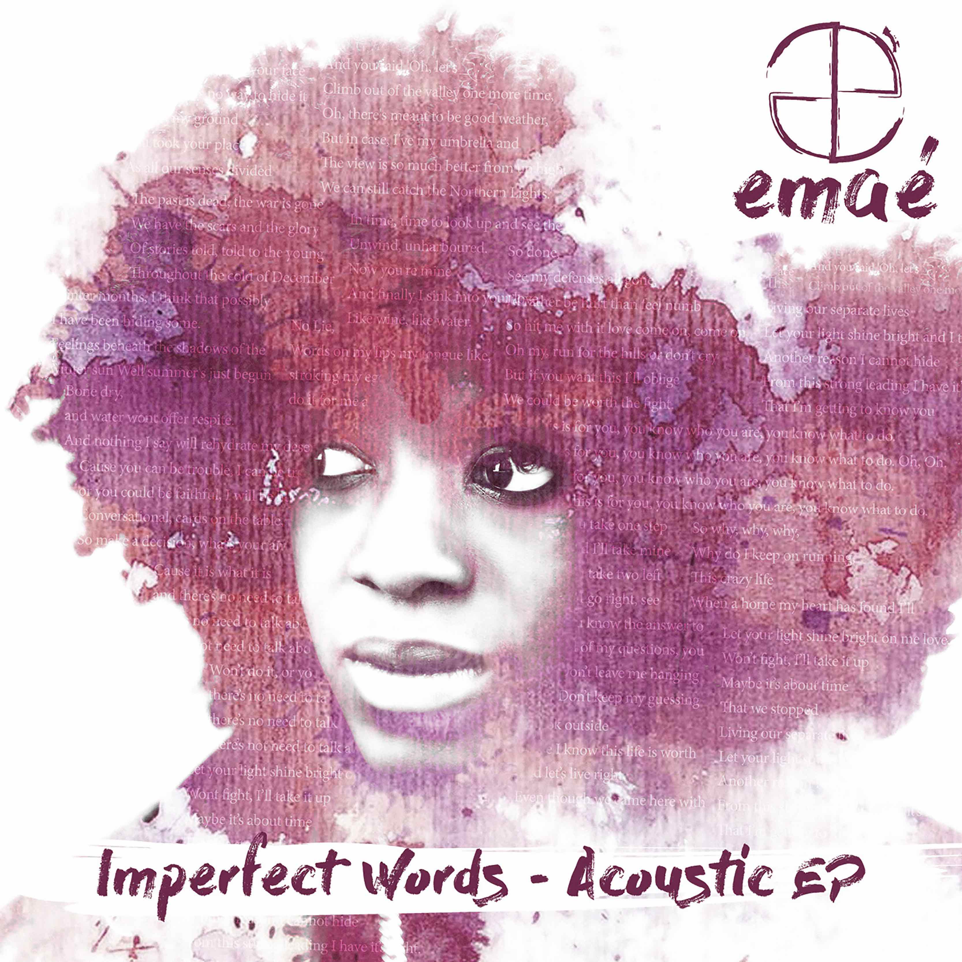 emae Imperfect Words EP Artwork