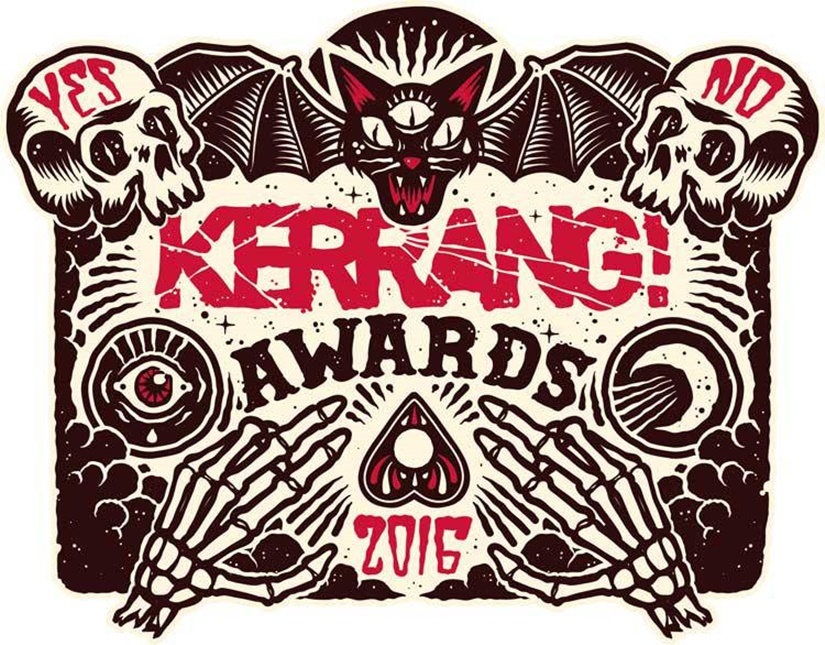 kerrang awards logo 2016