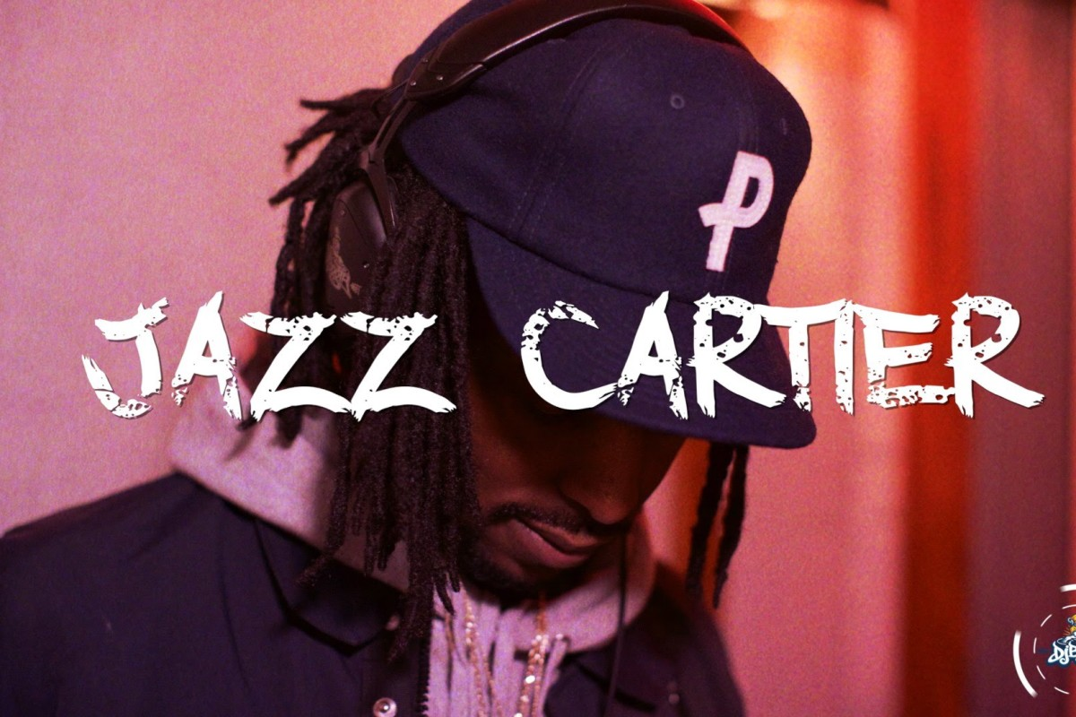 Jazz Cartier 03.07.2016ANDREW