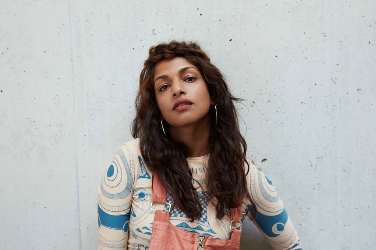 M.I.A 16.07.2016ANDREW