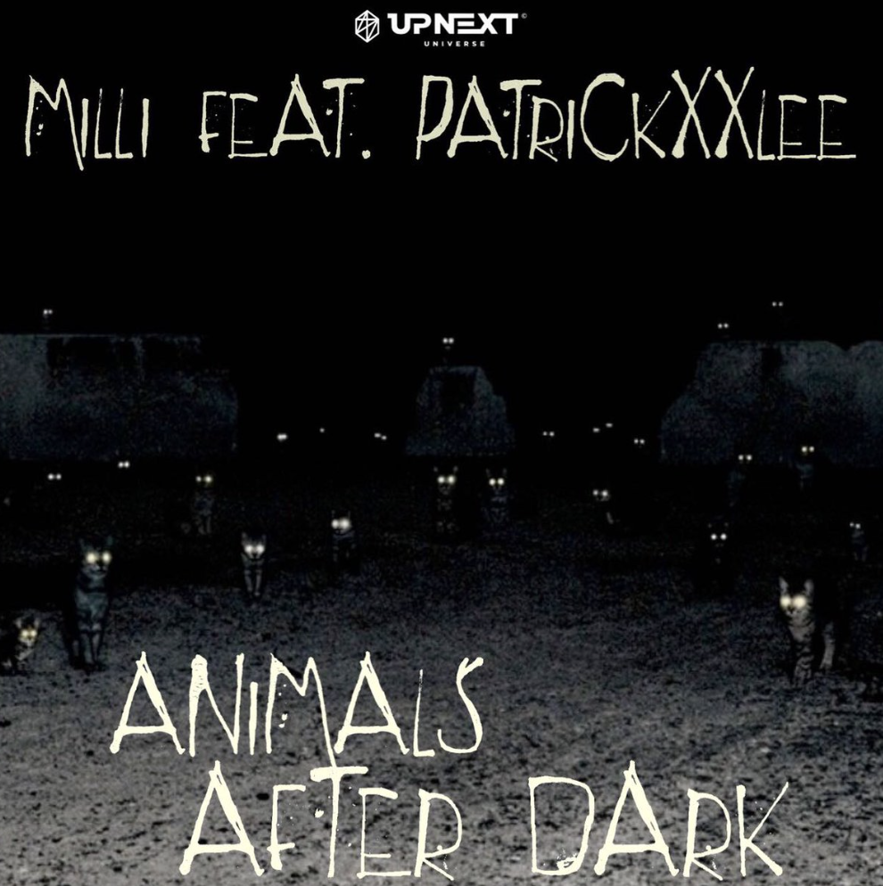 Milli ft Patrickxxlee animals in the dark
