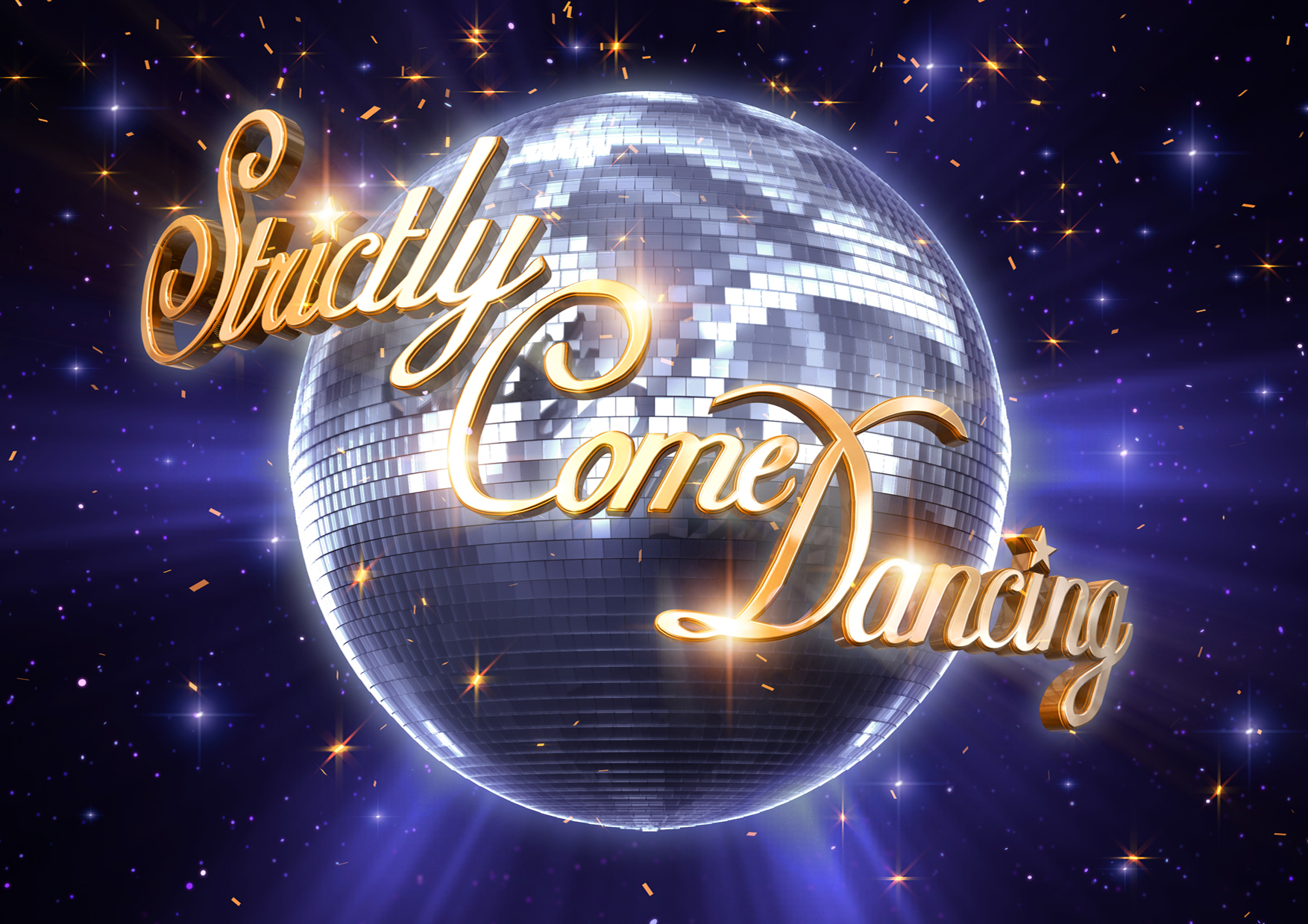 Strictly Come Dancing's New logo 2011