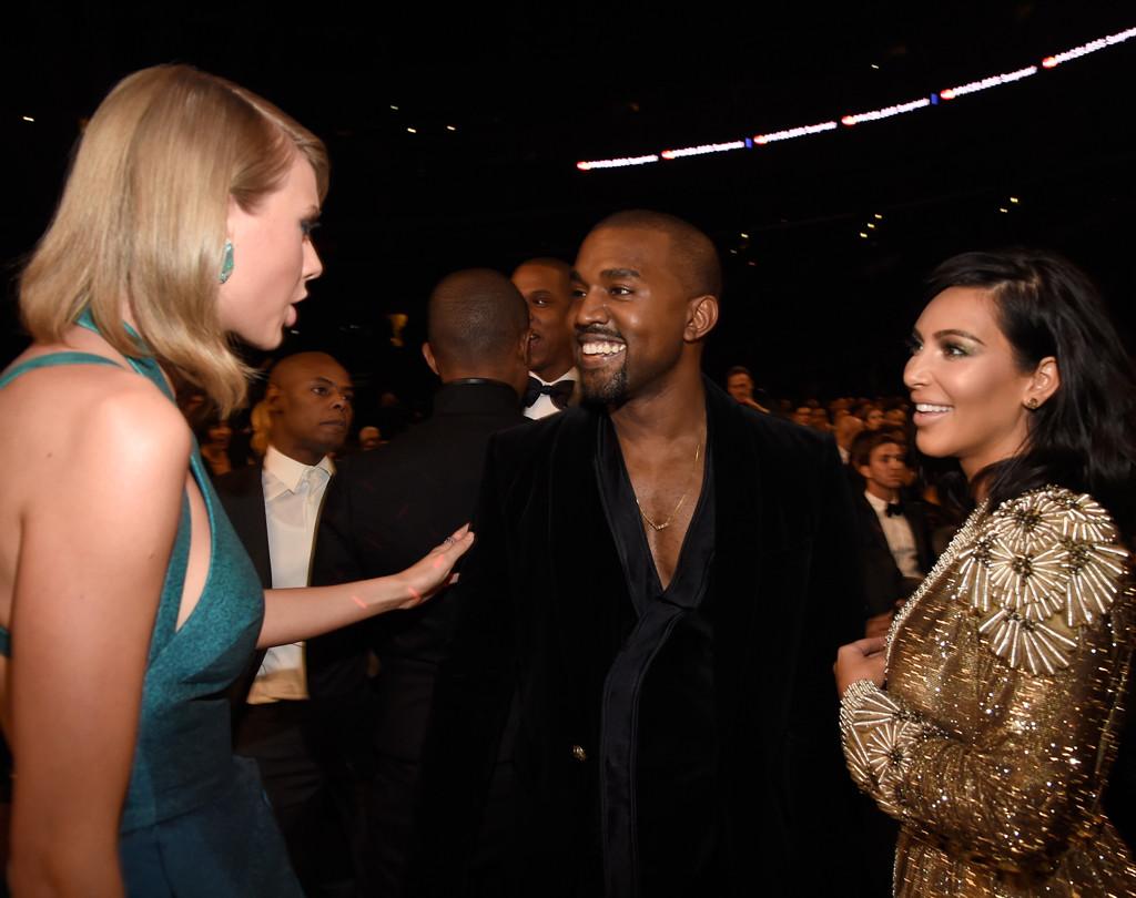 Taylor, Kanye and Kim